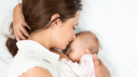 9 Practical Tips to Survive Breastfeeding at Night