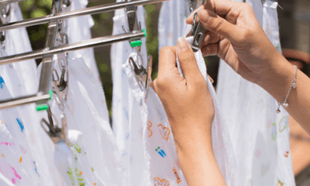 Washing Cloth Diapers 101: Step by Step Guide
