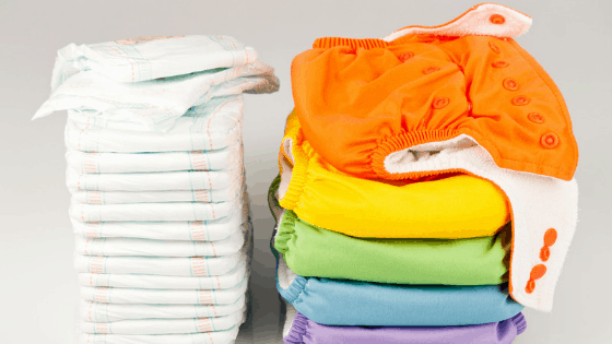 Cloth Diapers Vs. Disposable Diapers - Which One Should You Choose?