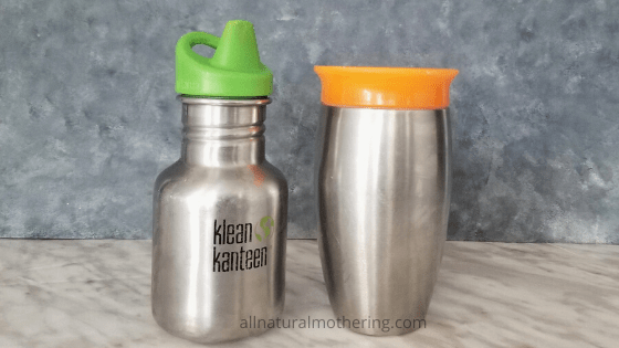 Best Stainless Steel Sippy Cups