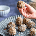 Easy No Bake Coconut Lactation Bites Recipe