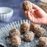 Easy No Bake Coconut Lactation Bites Recipe