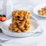 BabyLed Weaning Sweet Potato Waffles Recipe