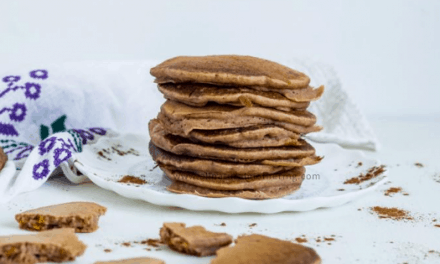 Sweet Potato Pancakes (BLW Breakfast Recipe)