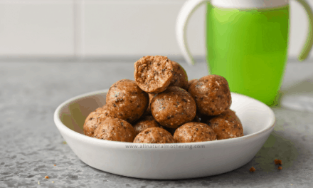 Healthy No Bake Toddler Oatmeal Energy Balls